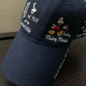 MICKEY TIMELINE HAT